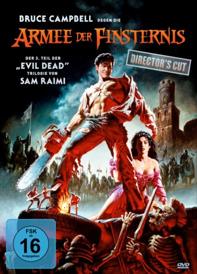 Armee der Finsternis - DVD-Cover