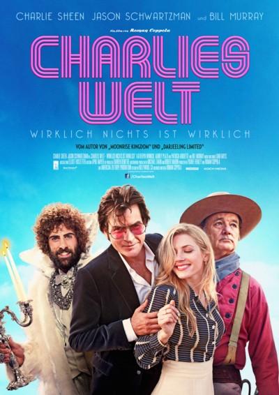 Charlies Welt - Plakat