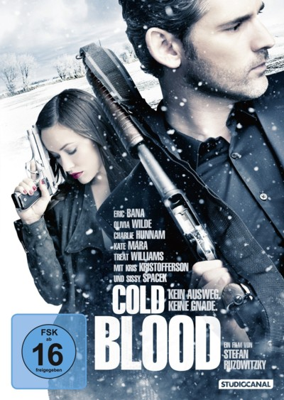 Cold Blood - DVD-Cover