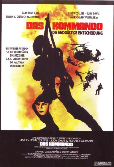 Das Kommando - DVD-Cover-innen