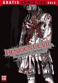 Gratis-Comic-Tag 2013 - Resident Evil