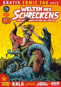 Gratis-Comic-Tag 2013 - Welten des Schreckens