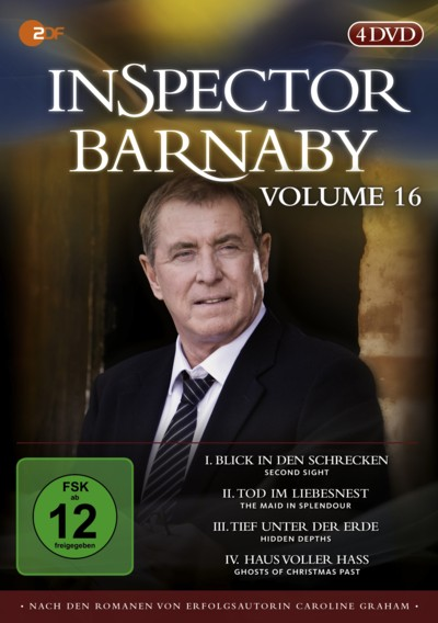 Inspector Barnaby - Volume 16