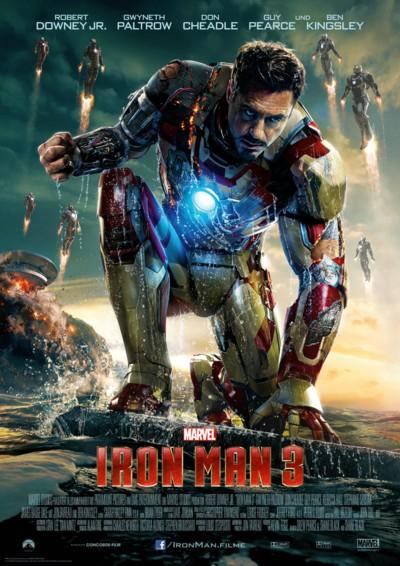Iron Man 3 - Hauptplakat