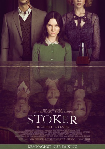 Stoker - Plakat