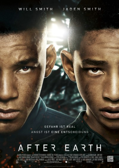 After Earth - Plakat