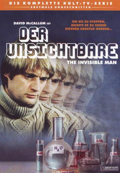 Der Unsichtbare - DVD
