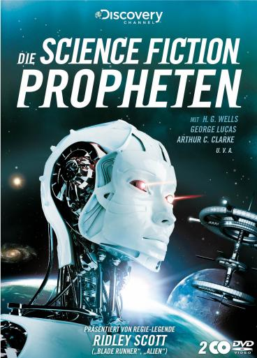Die Science Fiction Propheten - DVD-Cover
