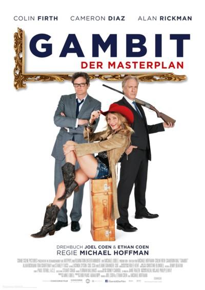 Gambit - Plakat