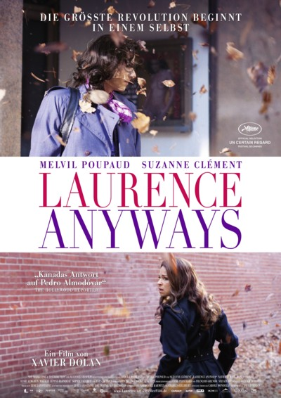 Laurence Anyways - Plakat