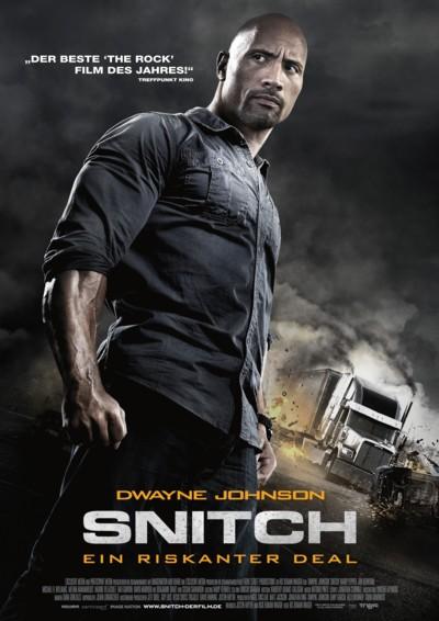 Snitch - Plakat