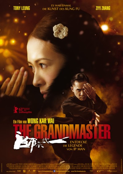 The Grandmaster - Plakat