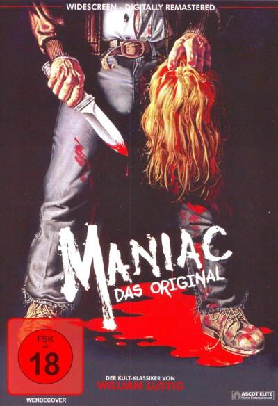 Maniac - DVD-Cover