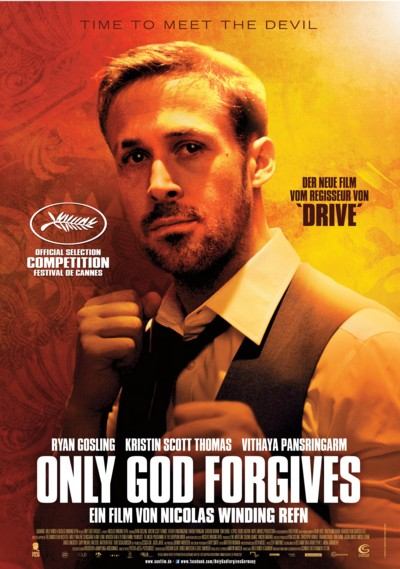 Only God Forgives - Plakat