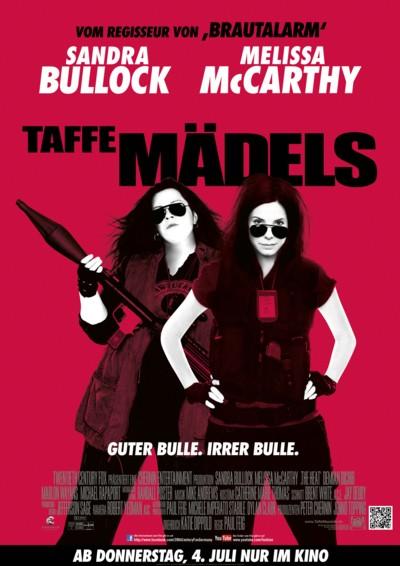 Taffe Mädels - Plakat