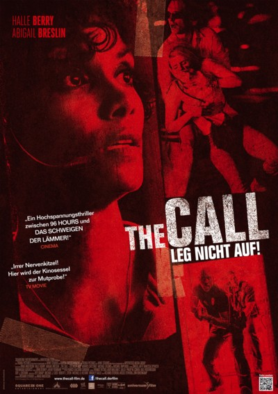 The Call - Plakat