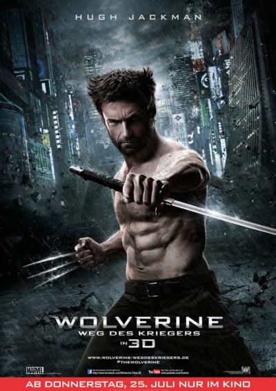 Wolverine - Weg des Kriegers - Plakat