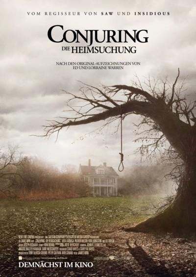 Conjuring - Die Heimsuchung - Plakat