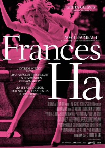 Frances Ha - Plakat