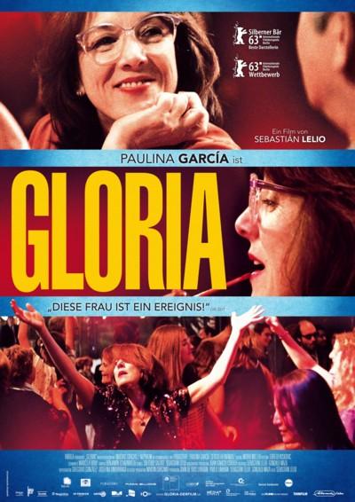 Gloria - Plakat