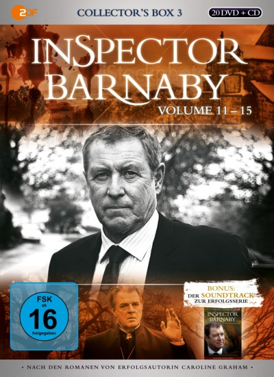 Inspector Barnaby - Collector s Box 3