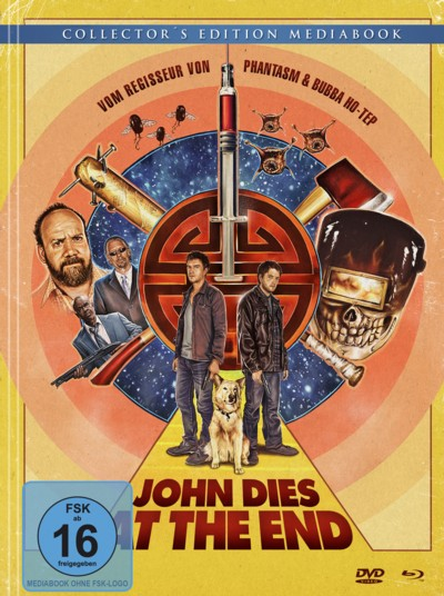 John dies at the End - Mediabook