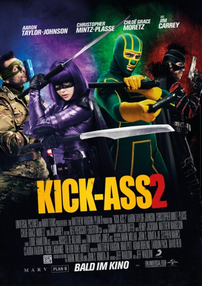Kick-Ass 2 - Hauptplakat