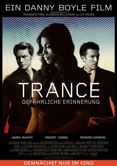 Trance - Plakat