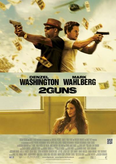 2 Guns - Plakat