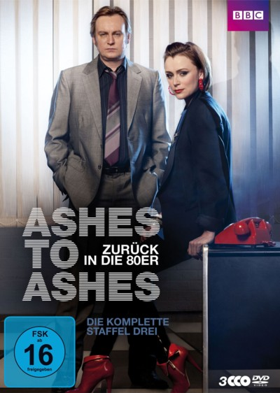 Ashes to Ashes - Staffel 3