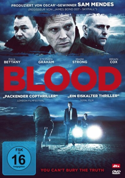 Blood - DVD-Cover