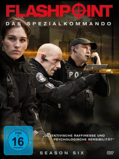 Flashpoint - Staffel 6