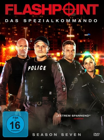 Flashpoint - Staffel 7
