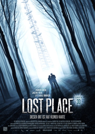 Lost Place - Plakat