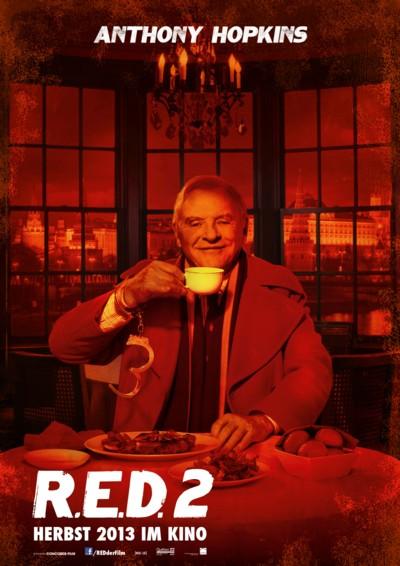 R E D 2 - Anthony Hopkins