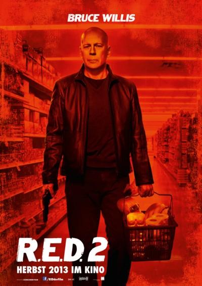 R E D 2 - Bruce Willis