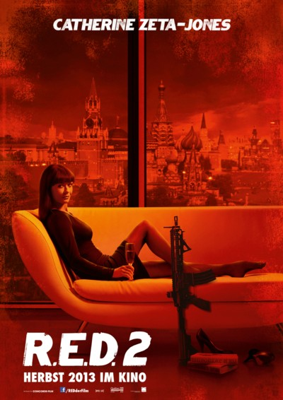 R E D 2 - Catherine Zeta-Jones