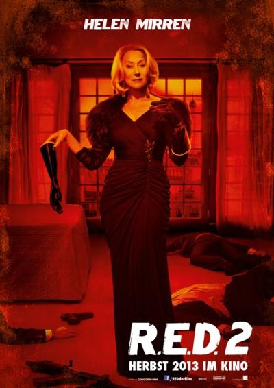 R E D 2 - Helen Mirren