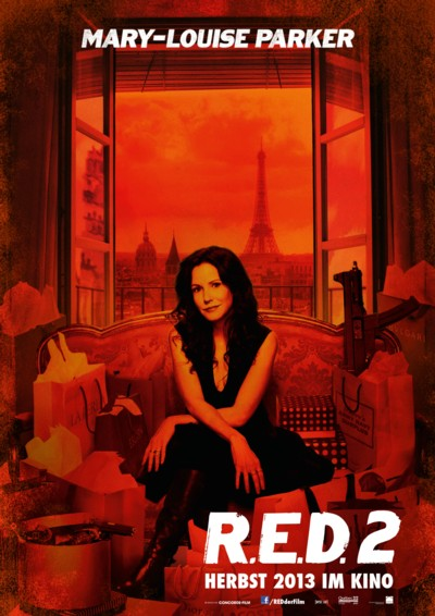 R E D 2 - Mary-Louise Parker