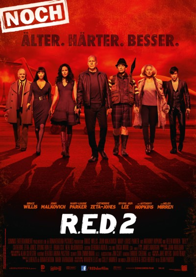 R E D 2 - Plakat