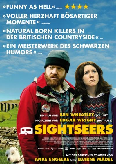 Sightseers - Plakat - 4