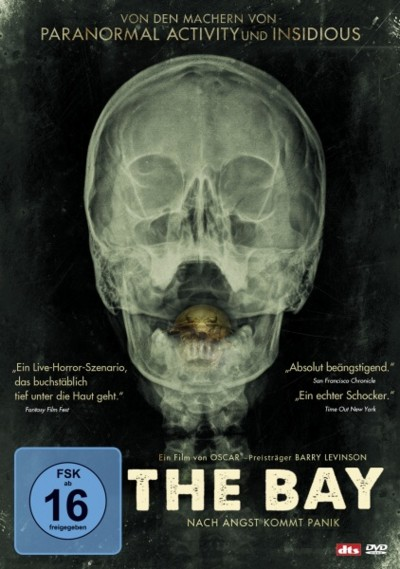 The Bay - DVD-Cover