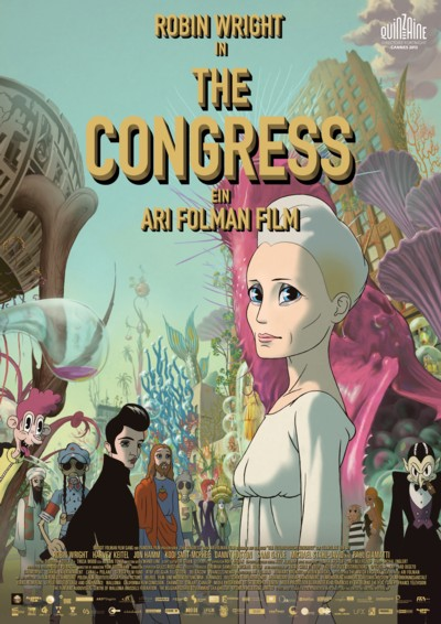 The Congress - Plakat