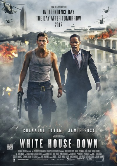 White House Down - Plakat