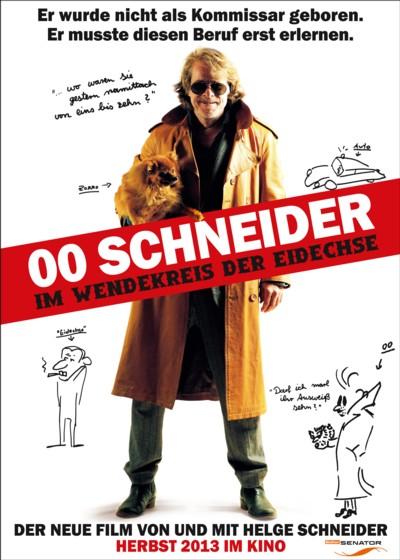 00 Schneider - Im Wendekreis der Eidechse - Plakat