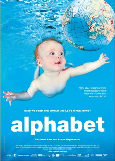 Alphabet - Plakat