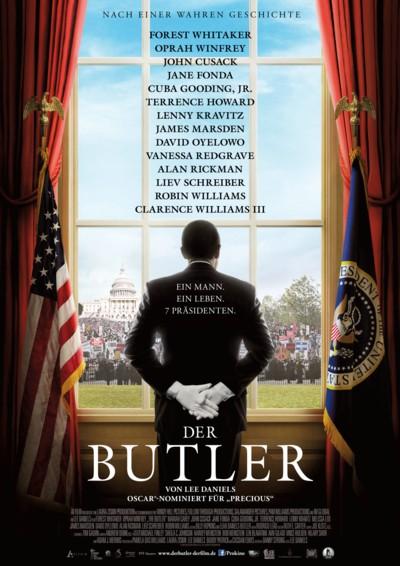Der Butler - Plakat