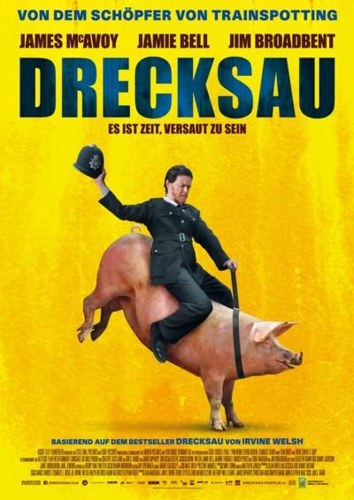 Drecksau - Plakat