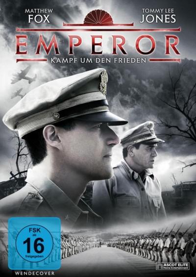 Emperor - DVD-Cover