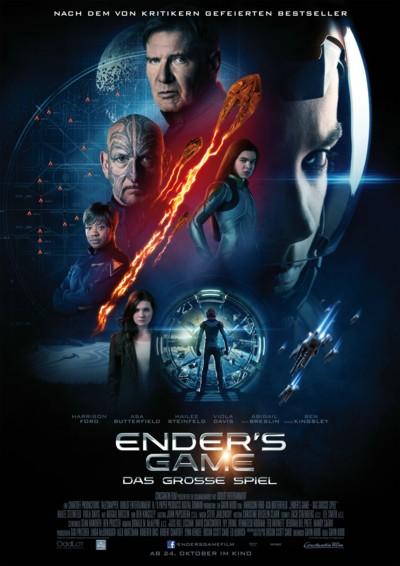 Ender s Game - Plakat